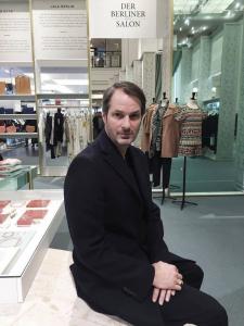 MARCUS KURZ - Co-Initiator DER BERLINER MODE SALON