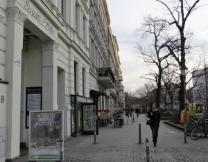 Kreuzberg kocht!  in den Sarotti-Höfen.