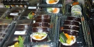 Koreanisches Sushi