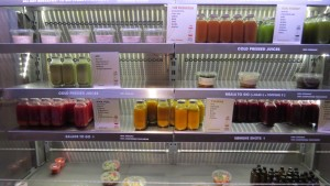 saubere sache - smoothies, salate und puddings to go
